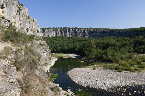 Que faire en Ardèche - Cirque de Gens