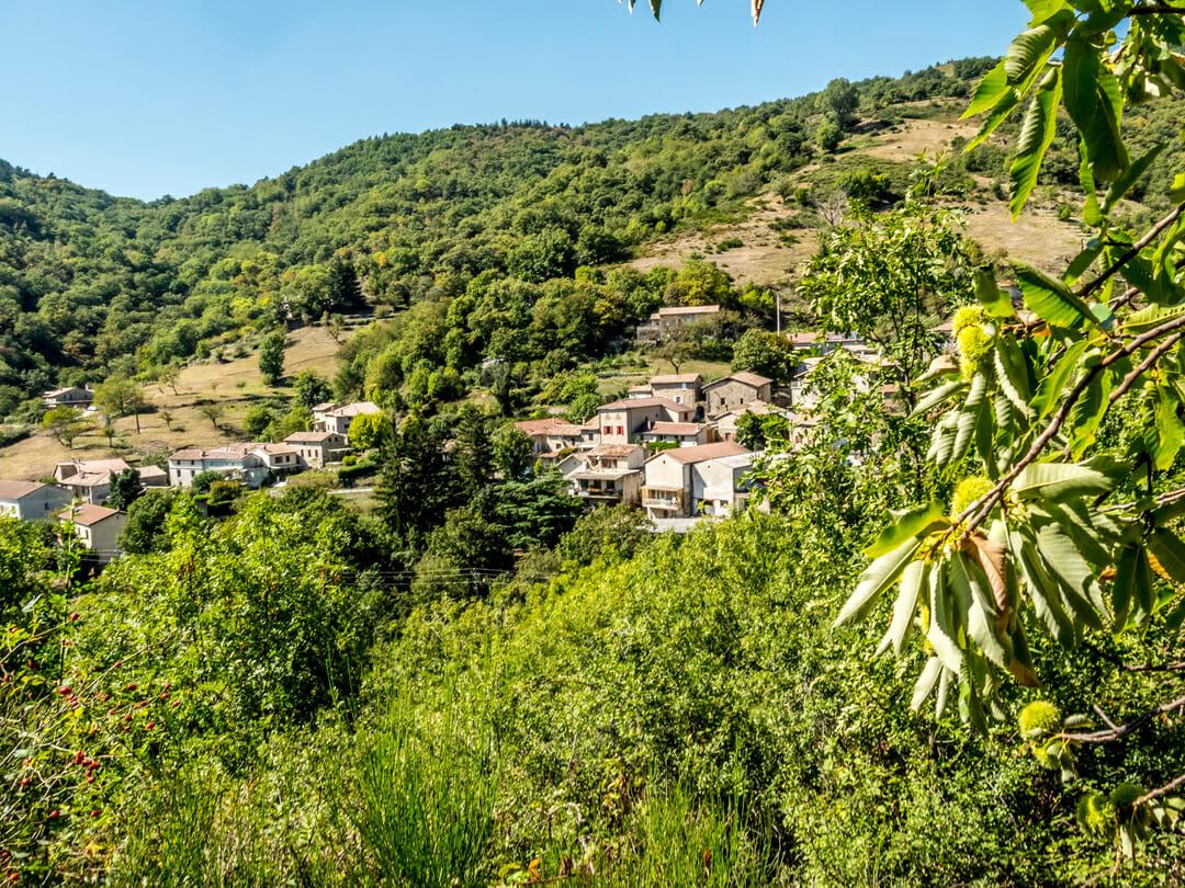 Randonnée Bise - Ardèche