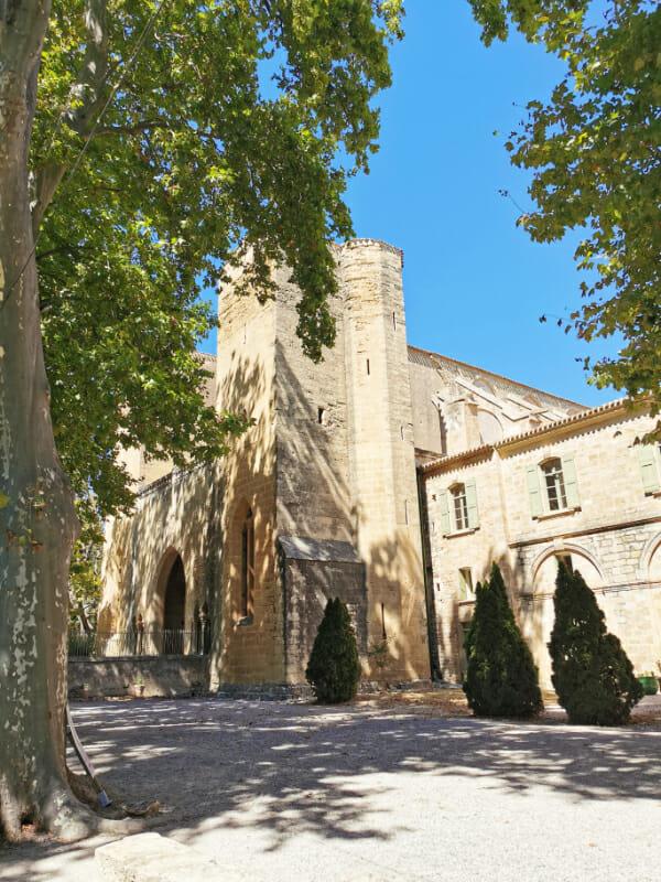 Abbaye de Valmagne - Bassin de Thau