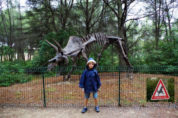Parc des Dinosaures - Bassin de Thau