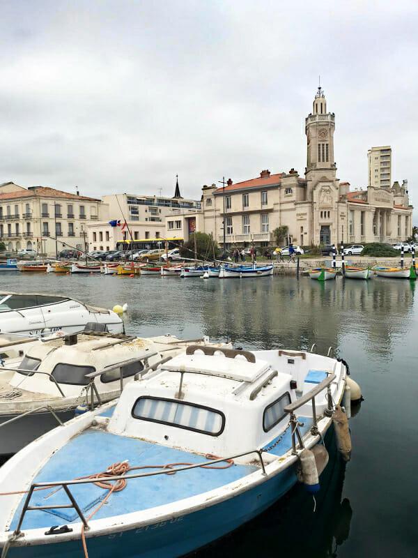 Port de Sète - Bassin de Thau