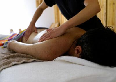 Massage au Spa du Camping Arnaoutchot 1