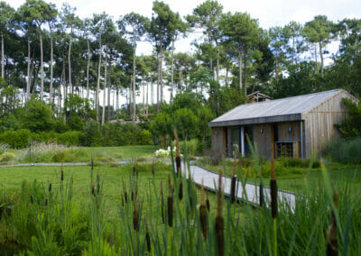 Naturisme au Spa du Camping Arnaoutchot - Hammam et Sauna